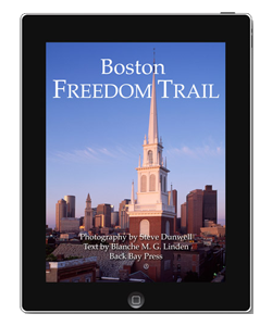 Freedom Trail on iPad